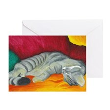 Cat Nap Greeting Cards (Pk of 10)