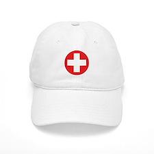 Original Red Cross Baseball Cap
