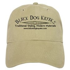 Black Dog Kayak Baseball Cap