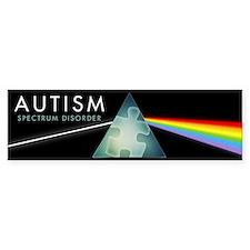 Autism Spectrum Bumper Sticker
