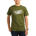 T-shirt Time Organic Men's T-Shirt (dark)