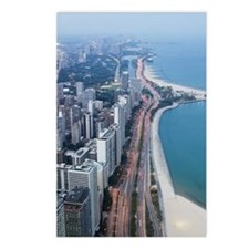 Lake Shore Drive Postcards (Package of 8)