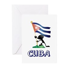 CUBA Greeting Cards (Pk of 20)