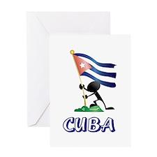 CUBA Greeting Card