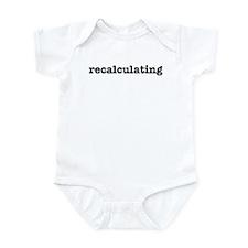 Recalculating Infant Bodysuit