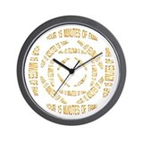 &lt;b&gt;SERIES G:&lt;/b&gt;&quot;Your 15 Minutes of Fame&quot; W. Clock