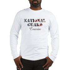 NG Cousin Flag Long Sleeve T-Shirt