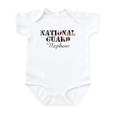 NG Nephew Flag Infant Creeper