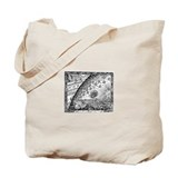 Flammarion Woodcut Tote Bag