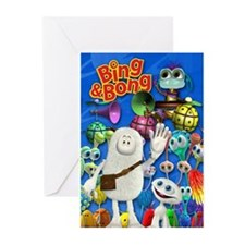 Bing & Bong Greeting Cards (Pk of 10)