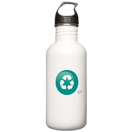 Recycle Stainless Water Bottle 1.0L