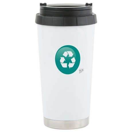 Recycle Ceramic Travel Mug