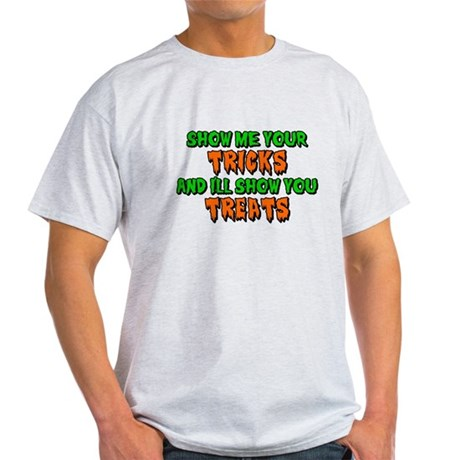 Show Me Your Tricks Light T-Shirt