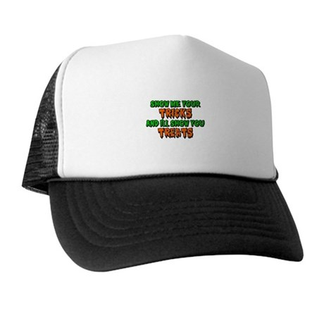 Show Me Your Tricks Trucker Hat