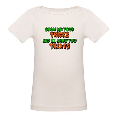 Show Me Your Tricks Organic Baby T-Shirt