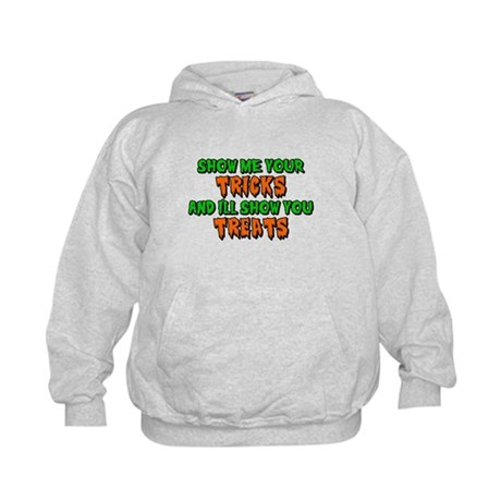 Show Me Your Tricks Kids Hoodie