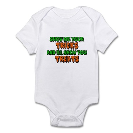 Show Me Your Tricks Infant Bodysuit