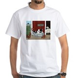 Collie Pool Party Shirt