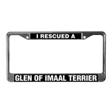 I Rescued a Glen of Imaal Terrier