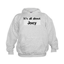 It's all about Joey Hoodie