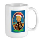 Commodore Perry Christmas Mug