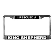 I Rescued a King Shepherd