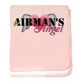 Airmans Angel Infant Blanket