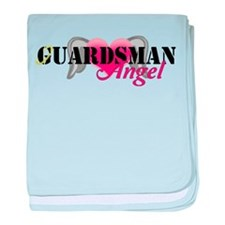 Guardsmans Angel Infant Blanket