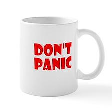 Don't Panic Hitchikers Mug