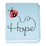 Ladybug Hope Infant Blanket