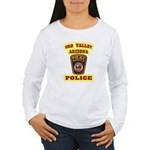 Oro Valley Police Women's Long Sleeve T-Shirt
