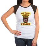 Oro Valley Police Women's Cap Sleeve T-Shirt