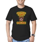 Oro Valley Police Men's Fitted T-Shirt (dark)