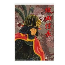 Oda Nobunaga Postcards (Package of 8)
