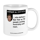 William A. Parrette Mug