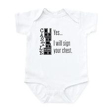 Quips: Sign Chest Infant Bodysuit