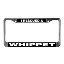 I Rescued a Whippet