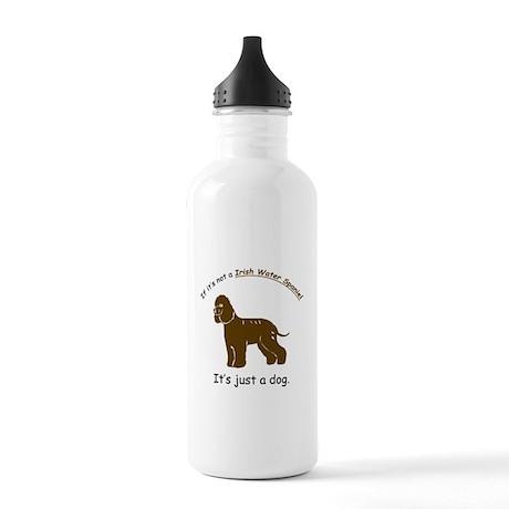 Irish Water Spaniel Stainless Water Bottle 1.0L