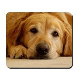 Golden Retriever Mousepad