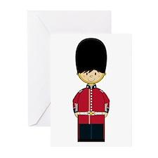 British Royal Guard Card (Pk of 20)