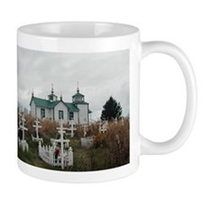 Russian Orthodox Church Small Mug