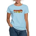 Snowmobile or Die Women's Light T-Shirt