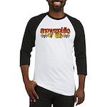 Snowmobile or Die Baseball Jersey