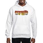 Snowmobile or Die Hooded Sweatshirt