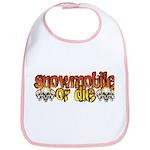Snowmobile or Die Bib