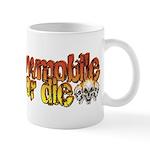 Snowmobile or Die Mug