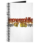 Snowmobile or Die Journal