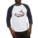 Crimson Tide Football Baseball Jersey