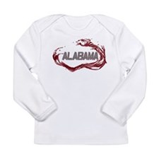 Alabama Crimson Tide Long Sleeve Infant T-Shirt