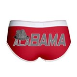 Alabama football Ladies Boy Shorts